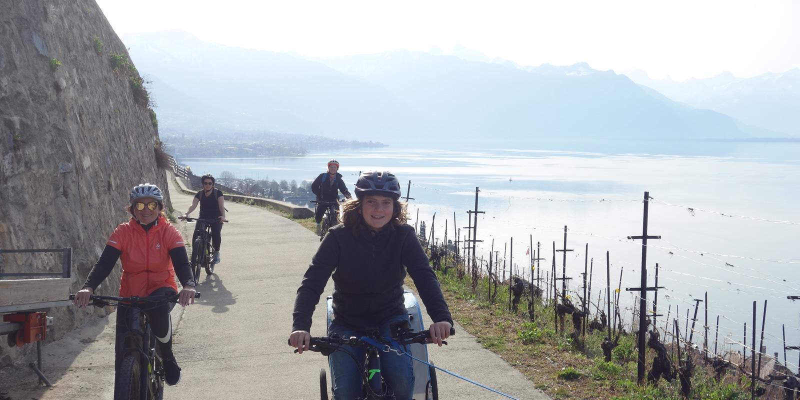 BIKAPA Rando VTT Remise en selle initiation e-bike