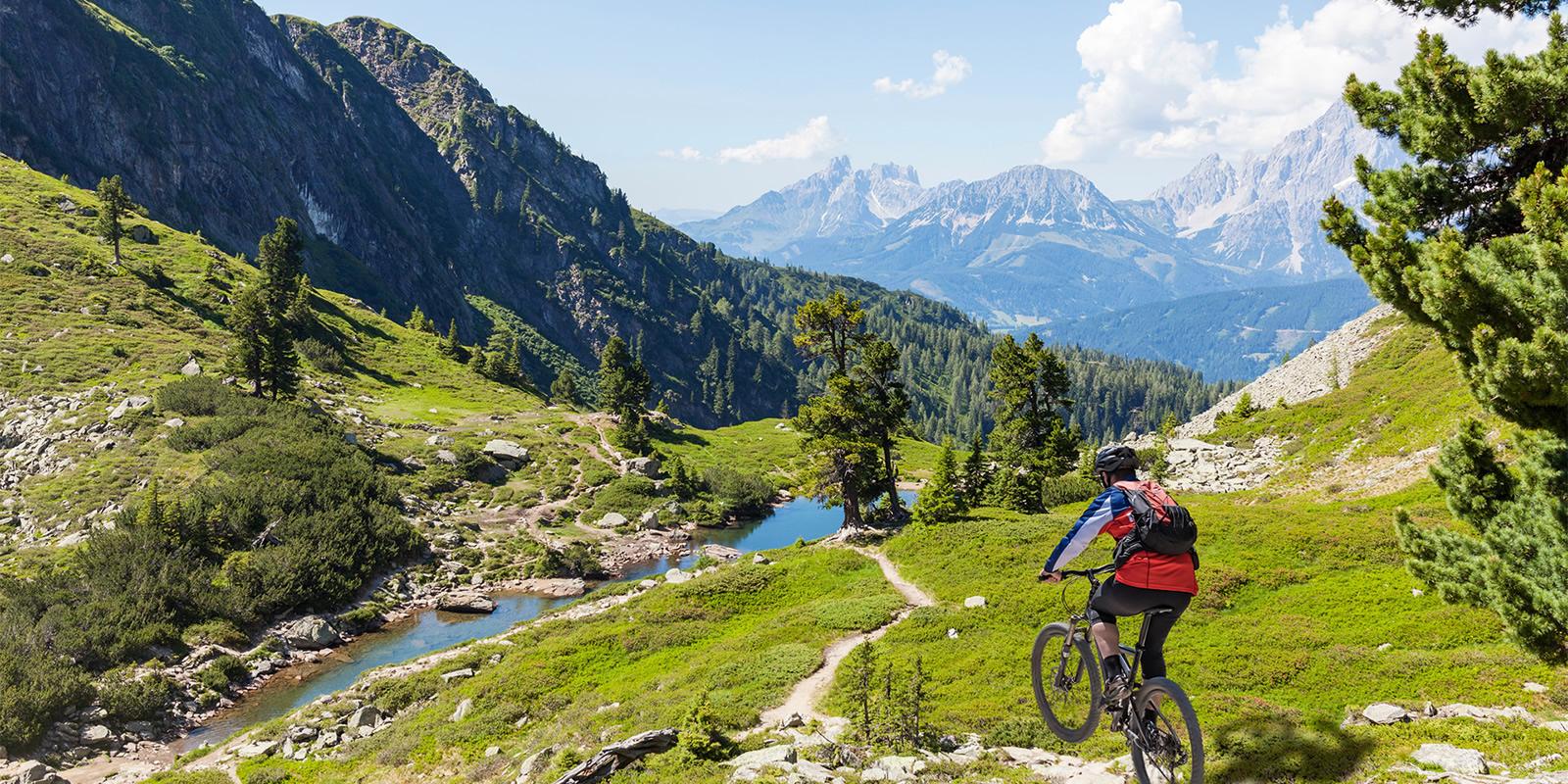 BIKAPA Rando VTT Tour Montagne technique