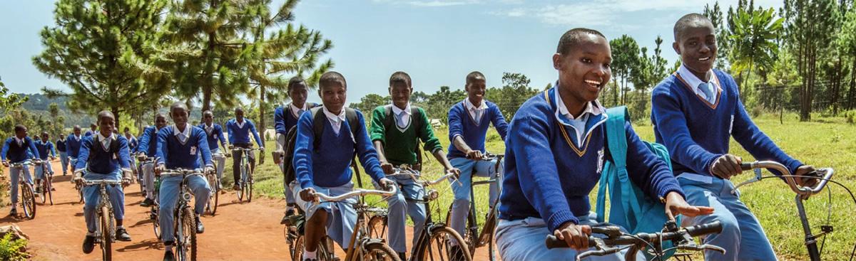 Velafrica children Bikapa home